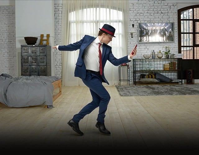 #TIM la danza che (s)fibra