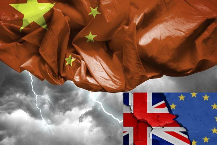 Brexit accelera e la Cina diventa #global