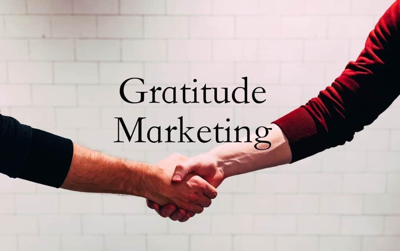 Il Marketing della Gratitudine: fiducia, empatia e servizio per consolidare le relazioni