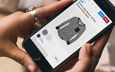 Con Pinterest puoi vendere di più. Scopri la collaborazione con Shopify e gli strumenti per lo shopping