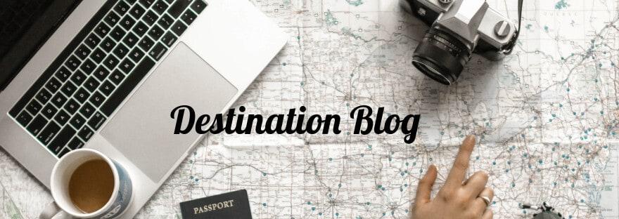 Destination blog. Scopri l'efficacia del blog turistico per il successo della tua attività legata al mondo dei viaggi
