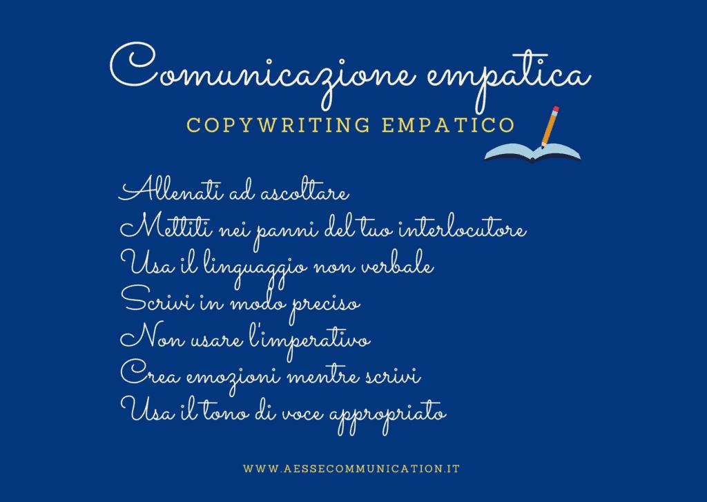 Consigli per comunicare e scrivere con empatia