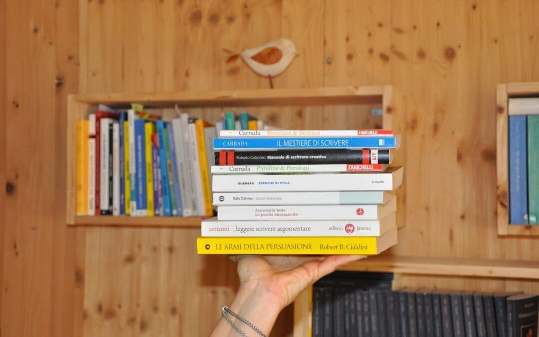 Libri da leggere per scrivere bene